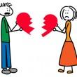 夫婦の破綻