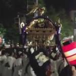 府中大國魂神社くらやみ祭りの見どころや開催日程&交通規制