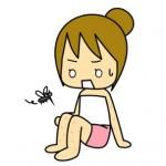 蚊に刺されるとひどく腫れる!蚊アレルギーの特徴や蚊よけ対策等