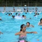プール熱の原因や対処法、子供だけでなく大人も罹るプール熱