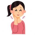 小顔になる為のエクササイズ。ローラーの効果と摂取すべき食べ物