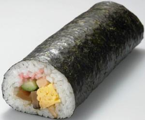 節分,巻き寿司,恵方巻