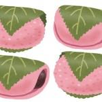 桜餅ってどんなお餅?桜餅は関東と関西で違う!?桜餅の作り方