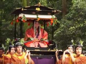 京都・葵祭