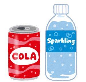炭酸飲料で歯が溶ける