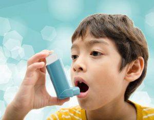 小児喘息,気管支喘息