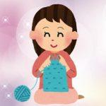 初心者さんでも気軽に編み物!棒針・かぎ針・指編みについて