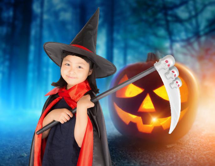ハロウィンの衣装を厚かましいママ友に貸すべきでない理由