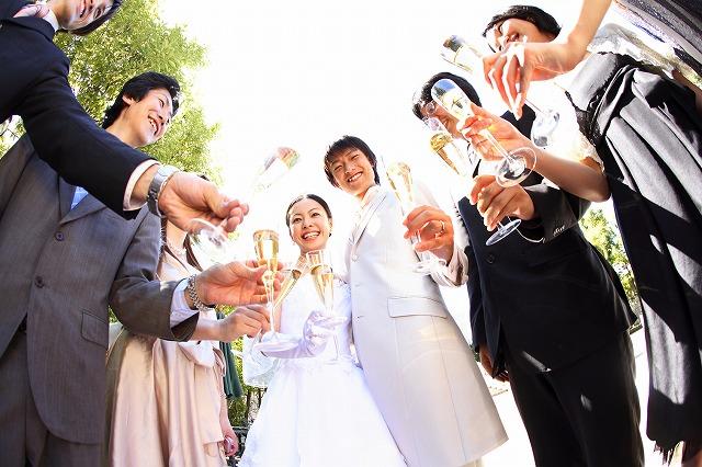 結婚,絶交,親友,ウエディングハイ