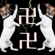 「卍卍卍」ってどういう意味?