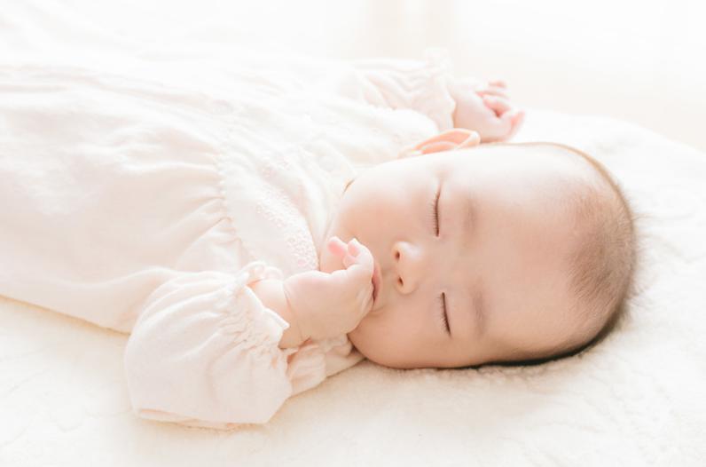赤ちゃんニキビ