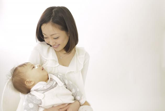 赤ちゃんの抱き癖