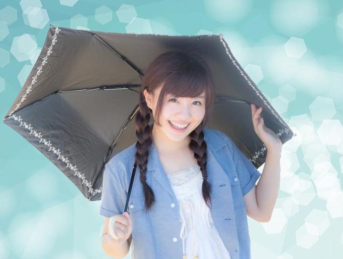 折りたたみ傘,乾かし方